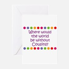 Where would the world be with Greeting Cards (Pk o