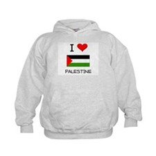 I Love Palestine Hoodie