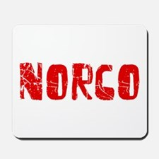 Norco Faded (Red) Mousepad