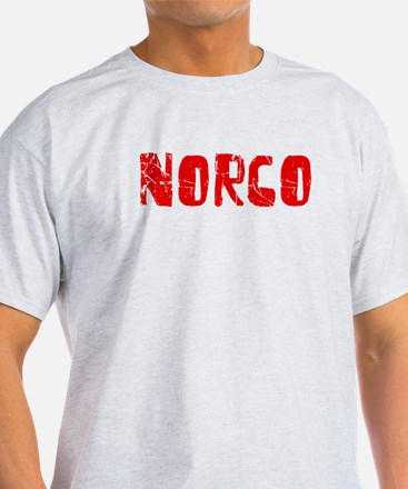 Norco Faded (Red) T-Shirt