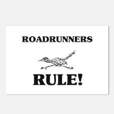 Roadrunners Rule! Postcards (Package of 8)