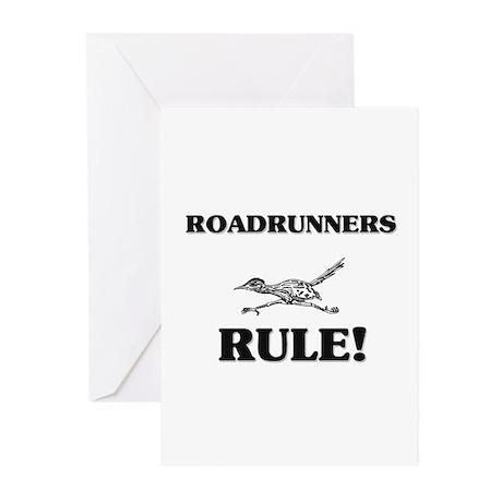 Roadrunners Rule! Greeting Cards (Pk of 10)