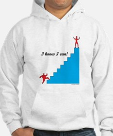 I can - weight loss Hoodie