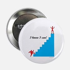 "I can - weight loss 2.25"" Button"