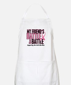 My Battle Too 1 (Friend BC) BBQ Apron