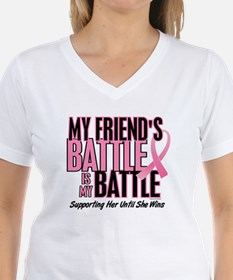 My Battle Too 1 (Friend BC) Shirt
