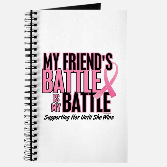 My Battle Too 1 (Friend BC) Journal