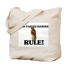 Red-Tailed Hawks Rule! Tote Bag