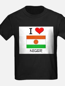 I Love Niger T
