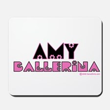 Amy Ballerina Mousepad