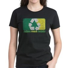 Reduse Reuse Recycle Logo Tee