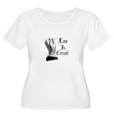 Love is Crewel T-Shirt