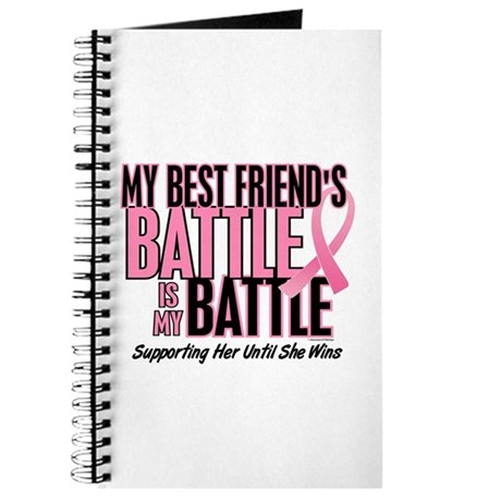 My Battle Too 1 (Best Friend BC) Journal