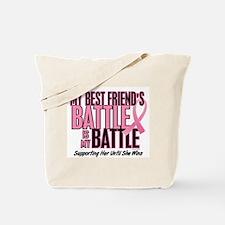 My Battle Too 1 (Best Friend BC) Tote Bag