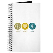 Peace Love Heal Journal
