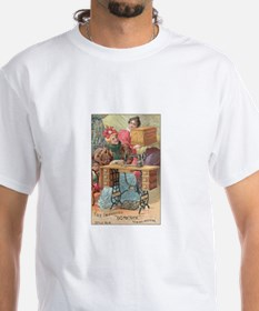 Vintage Sewing Machine Ad Shirt