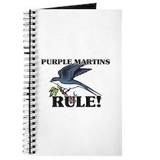 Purple Martins Rule! Journal