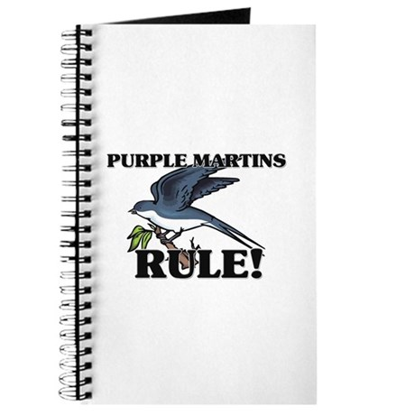 Purple Martins Rule! Journal