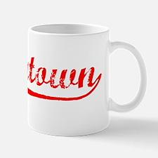 Vintage Watertown (Red) Mug