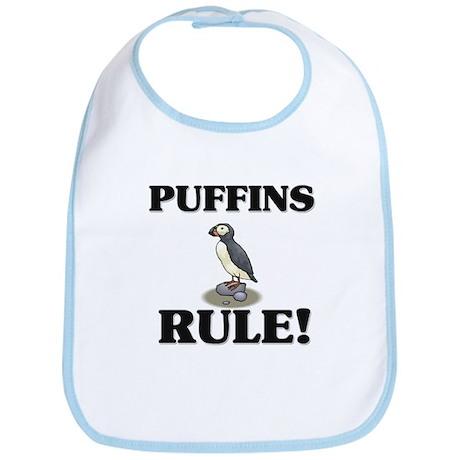 Puffins Rule! Bib