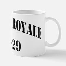 USS ISLE ROYALE Mug