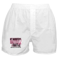 My Battle Too 1 (Daughter BC) Boxer Shorts