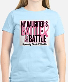 My Battle Too 1 (Daughter BC) T-Shirt