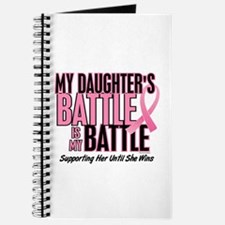 My Battle Too 1 (Daughter BC) Journal