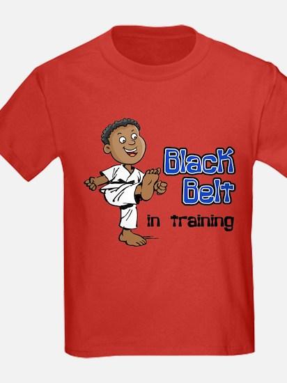 Black Belt in Training T