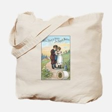 Children - Vintage Thread Ad Tote Bag