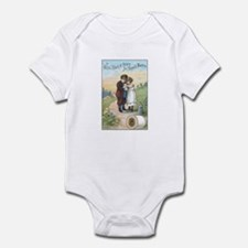 Children - Vintage Thread Ad Infant Bodysuit