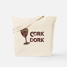 Cork Dork Tote Bag