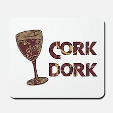 Cork Dork Mousepad