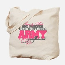 Strong&Sweet Army Girlfriend Tote Bag