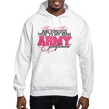 Strong&Sweet Army Girlfriend Hoodie