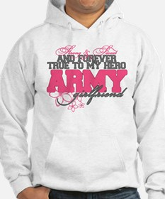 Strong&Sweet Army Girlfriend Jumper Hoody