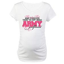 Strong&Sweet Army Girlfriend Shirt