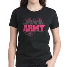 Strong&Sweet Army Girlfriend Tee