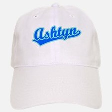 Retro Ashtyn (Blue) Baseball Baseball Cap