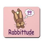 Bunny Dreams Mousepad