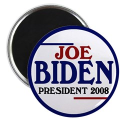 Joe Biden for President 2008 (Magnet)