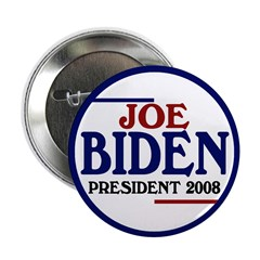 Joe Biden President 2008 (10 buttons)