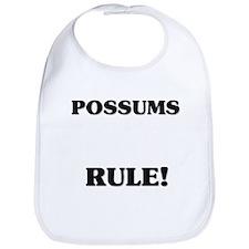 Possums Rule! Bib