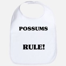 Possums Rule! Bib