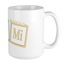 Do Re Mi Baby Blocks Mug