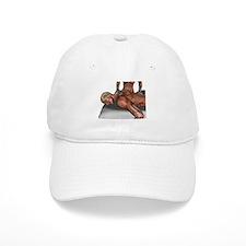 Muscles Baseball Cap