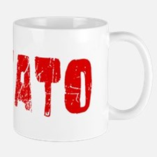 Novato Faded (Red) Mug