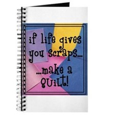 If Life Gives You Scraps - Qu Journal