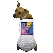 If Life Gives You Scraps - Qu Dog T-Shirt