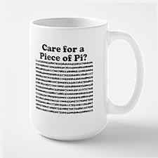 Pi To 526 Decimal Digits Mug